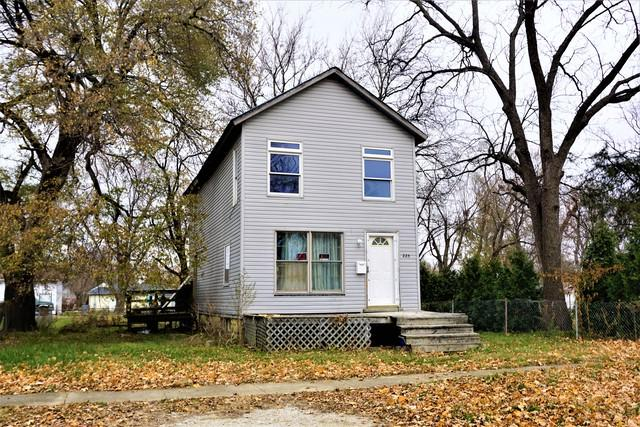 225 E Pine Street, Paxton, IL 60957 (MLS #10064828) :: Ryan Dallas Real Estate