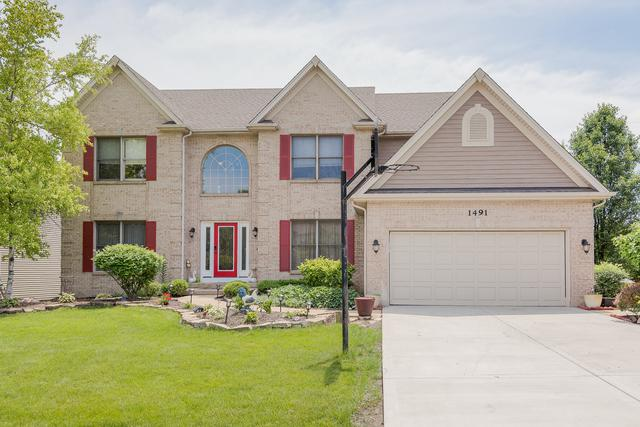 1491 Boulder Bluff Lane, Algonquin, IL 60102 (MLS #10066083) :: The Dena Furlow Team - Keller Williams Realty