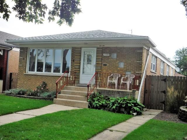4189 S Lowe Avenue, Chicago, IL 60609 (MLS #10066658) :: The Jacobs Group