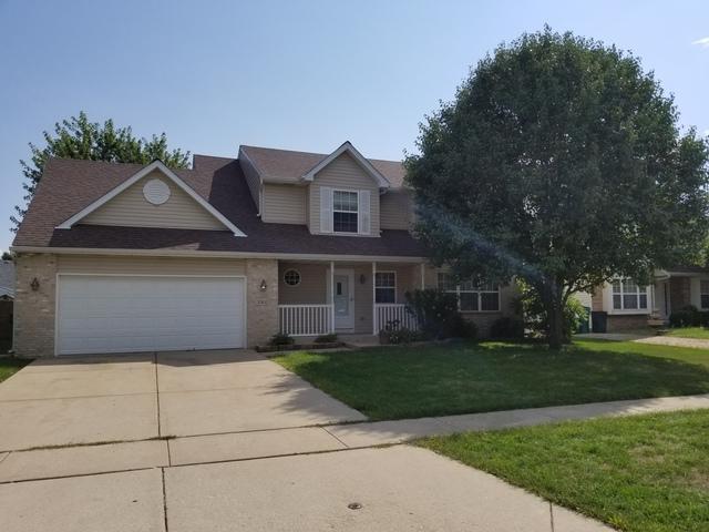 3302 Whitegate Road, Joliet, IL 60431 (MLS #10066785) :: The Dena Furlow Team - Keller Williams Realty