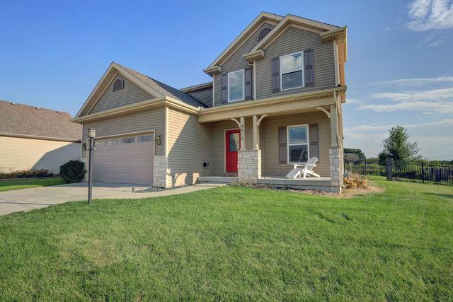4915 Allison Drive, Champaign, IL 61822 (MLS #10067184) :: Ryan Dallas Real Estate