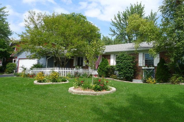 3935 Lexington Drive, Hoffman Estates, IL 60192 (MLS #10068026) :: The Jacobs Group