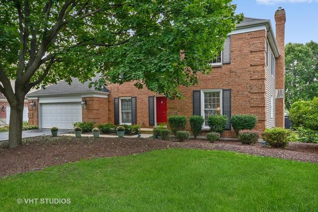 1108 Briergate Drive, Naperville, IL 60563 (MLS #10068188) :: The Jacobs Group