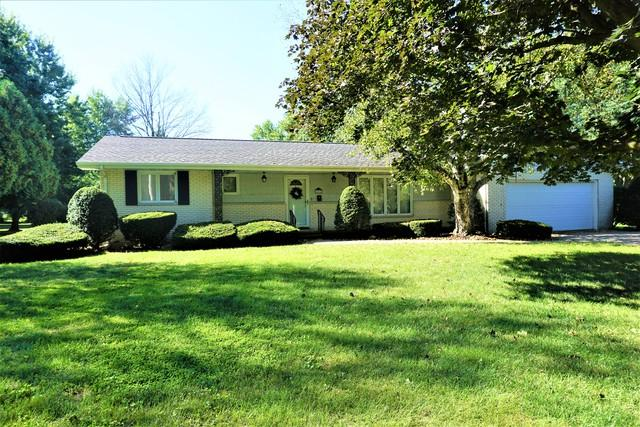 802 E Summer Street, Paxton, IL 60957 (MLS #10068749) :: Ryan Dallas Real Estate