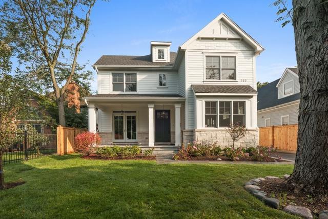 989 Oak Street, Winnetka, IL 60093 (MLS #10068999) :: Lewke Partners