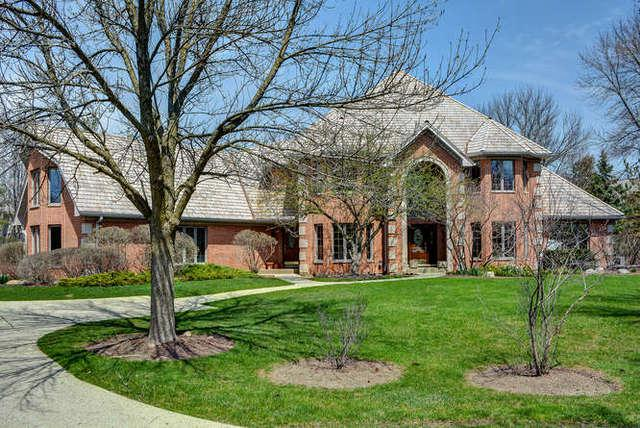 4498 Hamelton Court, Long Grove, IL 60047 (MLS #10072114) :: Baz Realty Network   Keller Williams Preferred Realty