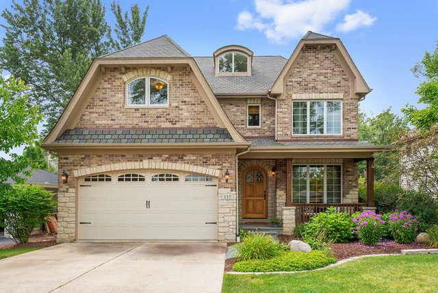 115 Byrd Court, Clarendon Hills, IL 60514 (MLS #10072120) :: The Jacobs Group