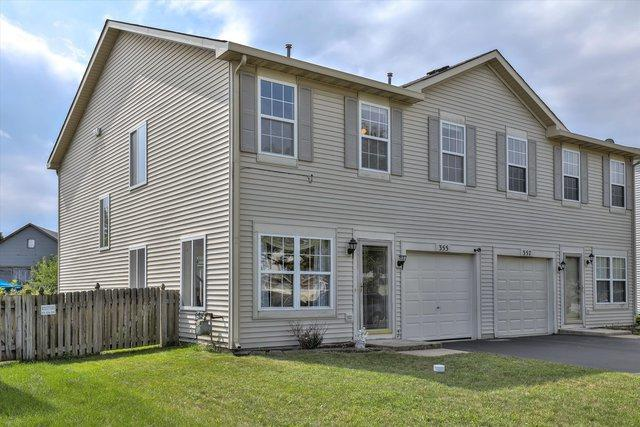 355 Richmond Drive, Romeoville, IL 60446 (MLS #10072131) :: Lewke Partners