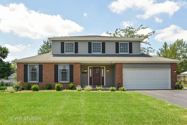 3574 Ronald Road, Crete, IL 60417 (MLS #10072134) :: The Dena Furlow Team - Keller Williams Realty