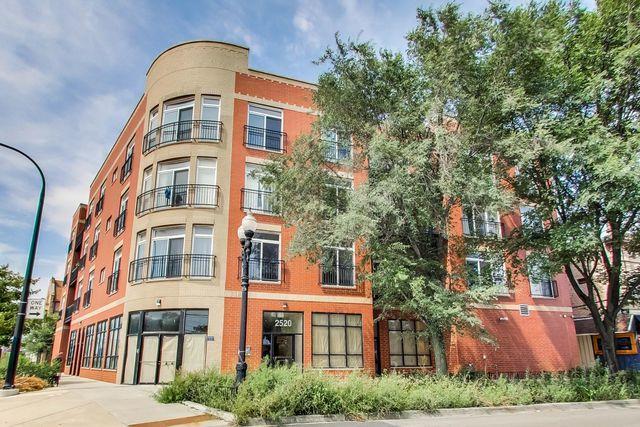 2520 S Oakley Avenue #407, Chicago, IL 60608 (MLS #10072339) :: Domain Realty