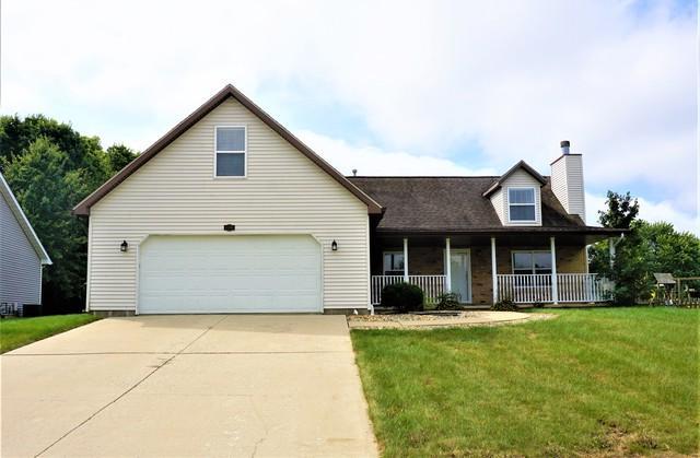 2408 Somerset Drive, Urbana, IL 61802 (MLS #10072357) :: Ryan Dallas Real Estate