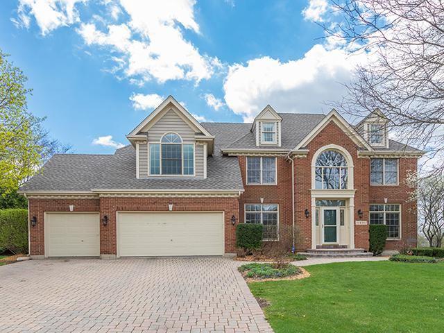 26W263 Glen Eagles Drive, Winfield, IL 60190 (MLS #10072376) :: The Jacobs Group