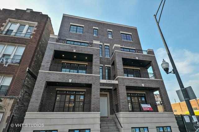 2341 W Roscoe Street 2W, Chicago, IL 60618 (MLS #10072406) :: Leigh Marcus | @properties