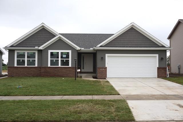 809 Cates Drive, Mahomet, IL 61853 (MLS #10072508) :: Littlefield Group