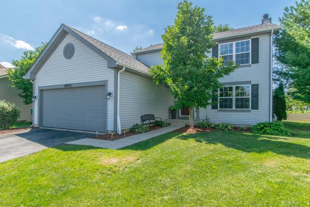 20935 W Ardmore Circle, Plainfield, IL 60544 (MLS #10072546) :: Lewke Partners