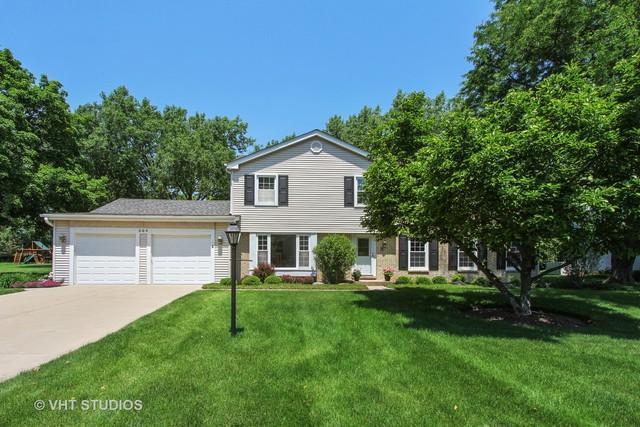 506 Lake Shore Drive N, Barrington, IL 60010 (MLS #10073012) :: Helen Oliveri Real Estate