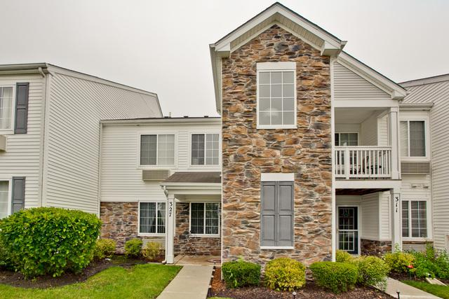 327 Silverstone Drive #327, Carpentersville, IL 60110 (MLS #10073407) :: The Jacobs Group