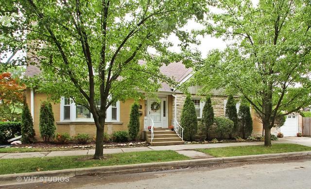 6358 N Hiawatha Avenue, Chicago, IL 60646 (MLS #10073450) :: The Jacobs Group