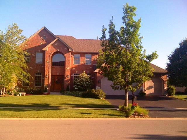 133 Pineridge Drive S, Oswego, IL 60543 (MLS #10073923) :: The Jacobs Group