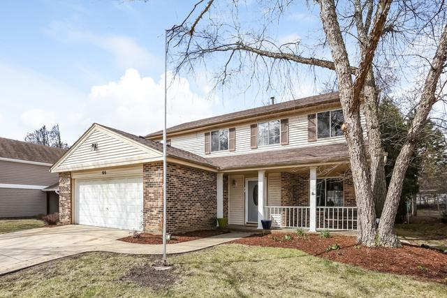 44 Monterey Drive, Vernon Hills, IL 60061 (MLS #10074111) :: The Jacobs Group
