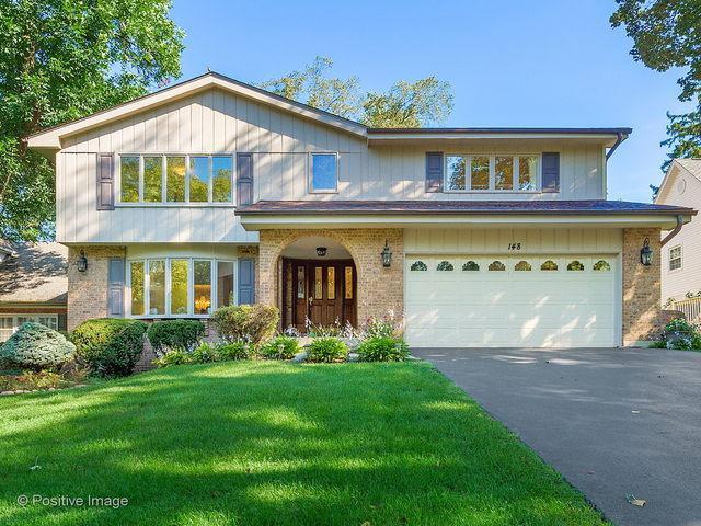 148 Juliet Court, Clarendon Hills, IL 60514 (MLS #10074125) :: Lewke Partners
