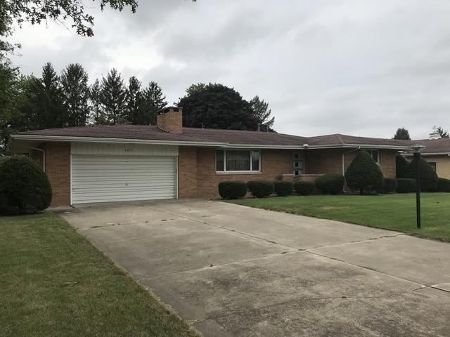 1017 E Le Fevre Avenue, Gibson City, IL 60936 (MLS #10074384) :: Ryan Dallas Real Estate