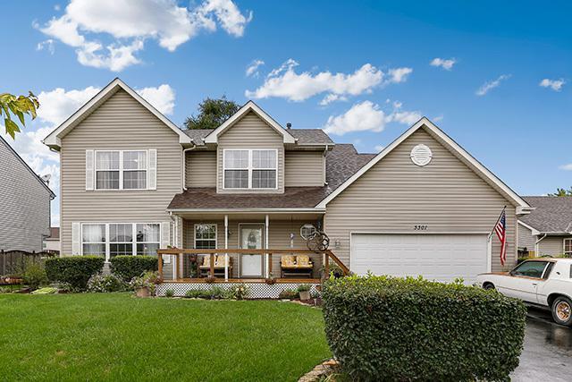 3301 Waterford Drive, Joliet, IL 60431 (MLS #10074575) :: The Dena Furlow Team - Keller Williams Realty
