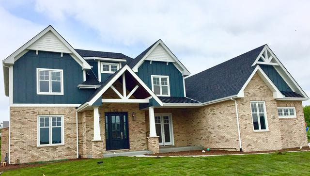 14442 W Iz Brook Drive, Homer Glen, IL 60491 (MLS #10075388) :: The Saladino Sells Team