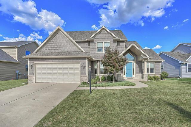 1310 Ridge Creek Road, Savoy, IL 61874 (MLS #10075694) :: Littlefield Group