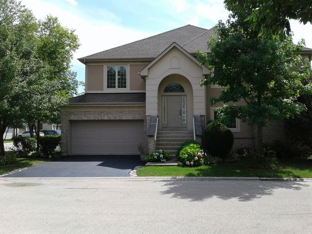 6 Beaconsfield Court, Lincolnshire, IL 60069 (MLS #10075871) :: Helen Oliveri Real Estate
