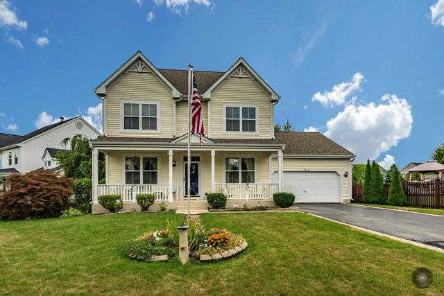 2840 Mansfield Court, West Chicago, IL 60185 (MLS #10075894) :: Lewke Partners