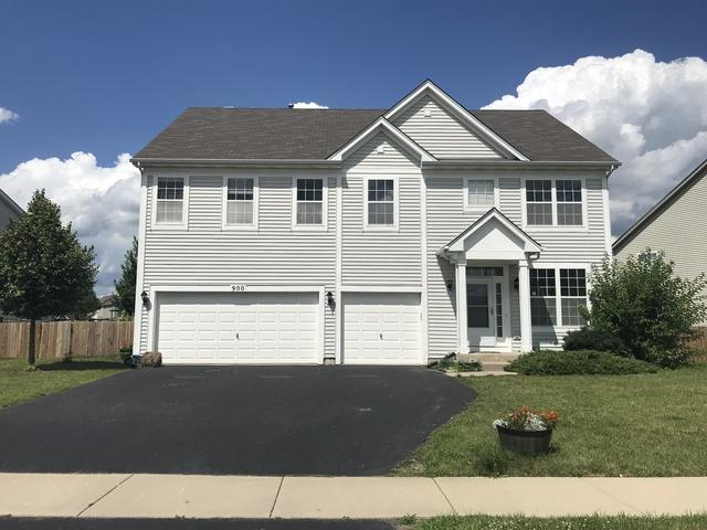 900 Plaintain Drive, Joliet, IL 60431 (MLS #10076446) :: The Wexler Group at Keller Williams Preferred Realty