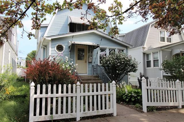 5643 N Kedvale Avenue, Chicago, IL 60646 (MLS #10076495) :: Baz Realty Network   Keller Williams Preferred Realty