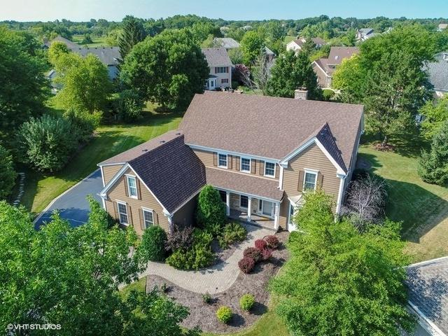 21345 W Williamsburg Court, Kildeer, IL 60047 (MLS #10076631) :: Helen Oliveri Real Estate