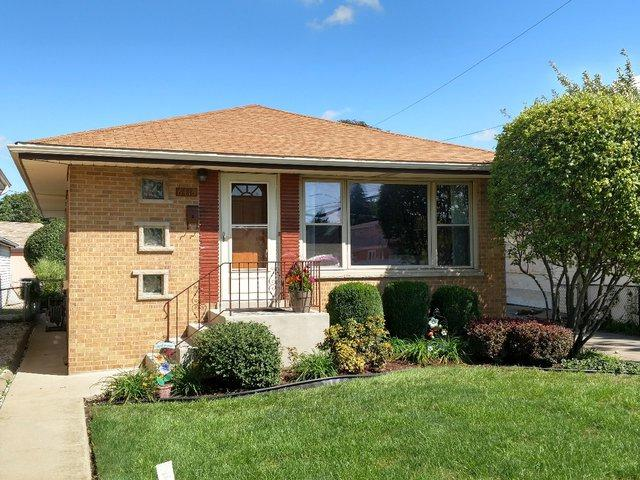 6416 W Sunnyside Avenue, Harwood Heights, IL 60706 (MLS #10076680) :: Lewke Partners
