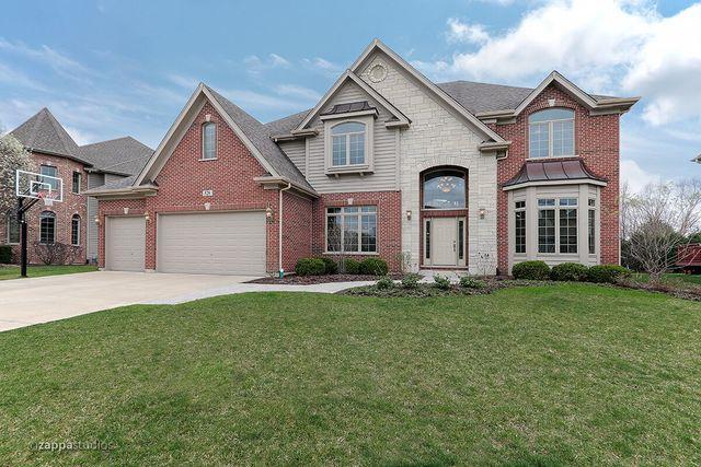 528 Eagle Brook Lane, Naperville, IL 60565 (MLS #10077081) :: The Dena Furlow Team - Keller Williams Realty