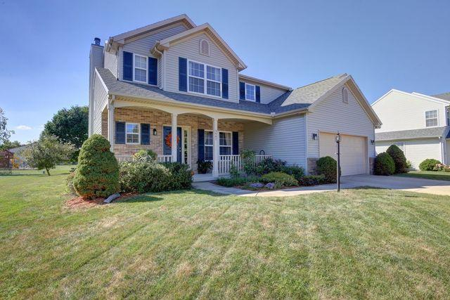 3407 Weeping Cherry Court, Champaign, IL 61822 (MLS #10077444) :: Ryan Dallas Real Estate