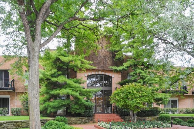 1220 Park Avenue #115, Highland Park, IL 60035 (MLS #10077813) :: Leigh Marcus | @properties