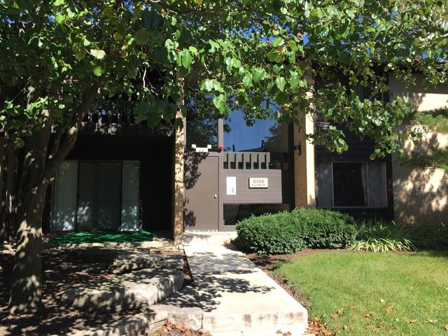 6158 Knoll Way Drive #104, Willowbrook, IL 60527 (MLS #10078246) :: The Jacobs Group