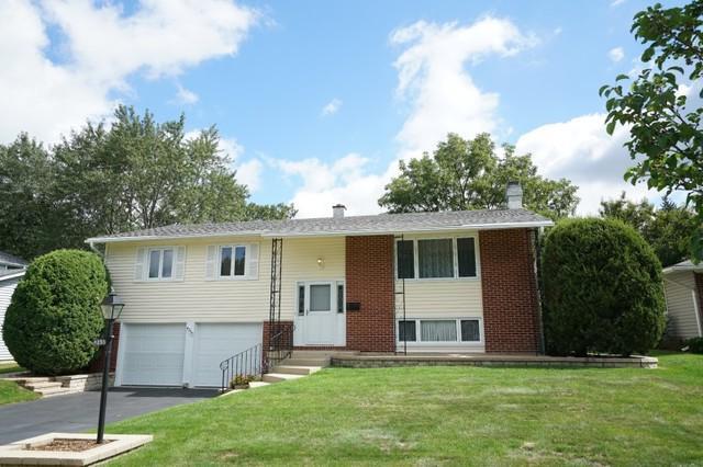 4255 Dixon Drive, Hoffman Estates, IL 60192 (MLS #10078350) :: The Jacobs Group