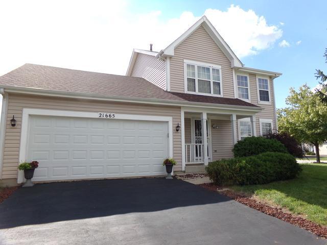21665 W Joyce Court, Plainfield, IL 60544 (MLS #10078564) :: Lewke Partners