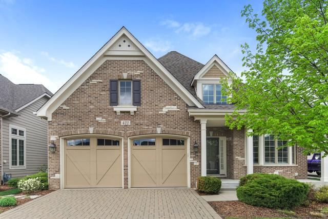 422 Greenleaf Court, Westmont, IL 60559 (MLS #10078972) :: The Saladino Sells Team