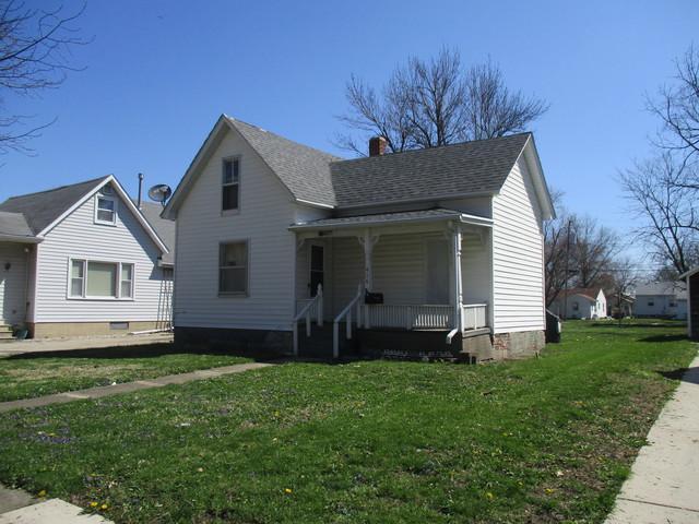 414 N Wood Street, Gibson City, IL 60936 (MLS #10079136) :: Ryan Dallas Real Estate