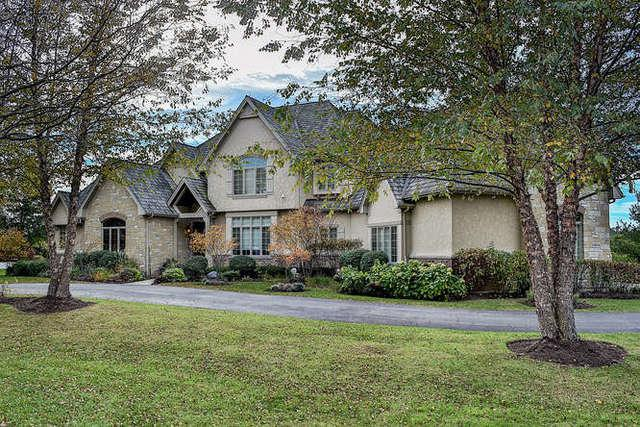 4904 Clover Court, Long Grove, IL 60047 (MLS #10079330) :: Helen Oliveri Real Estate