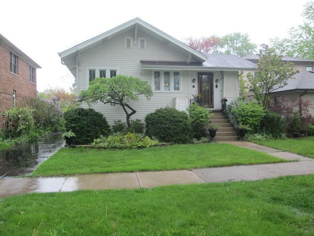 305 N Merrill Street, Park Ridge, IL 60068 (MLS #10079438) :: Lewke Partners