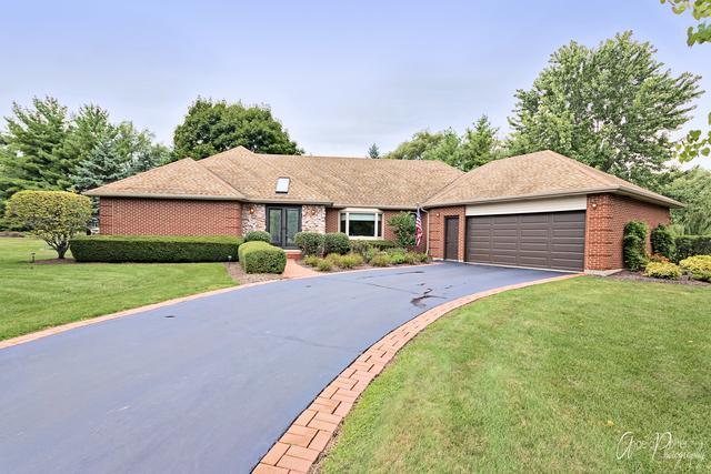 25942 N Tahoe Court, Long Grove, IL 60060 (MLS #10079534) :: Helen Oliveri Real Estate