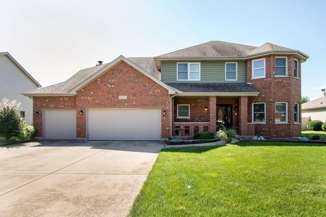 24233 Simo Drive, Plainfield, IL 60586 (MLS #10080063) :: The Jacobs Group