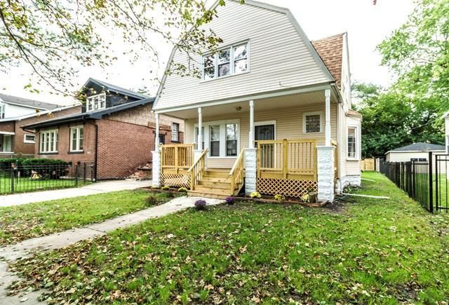 11134 S Normal Avenue, Chicago, IL 60628 (MLS #10080415) :: The Saladino Sells Team