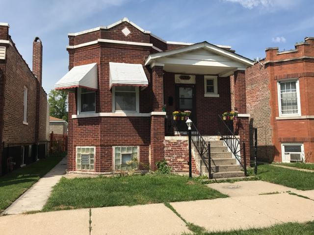 3206 S Avers Avenue, Chicago, IL 60623 (MLS #10080513) :: Domain Realty