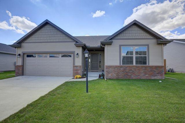 2019 Prairie Grass Lane, Mahomet, IL 61853 (MLS #10080733) :: Ryan Dallas Real Estate